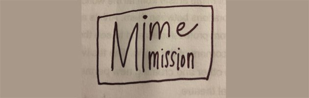 Mime Mission festival 2019